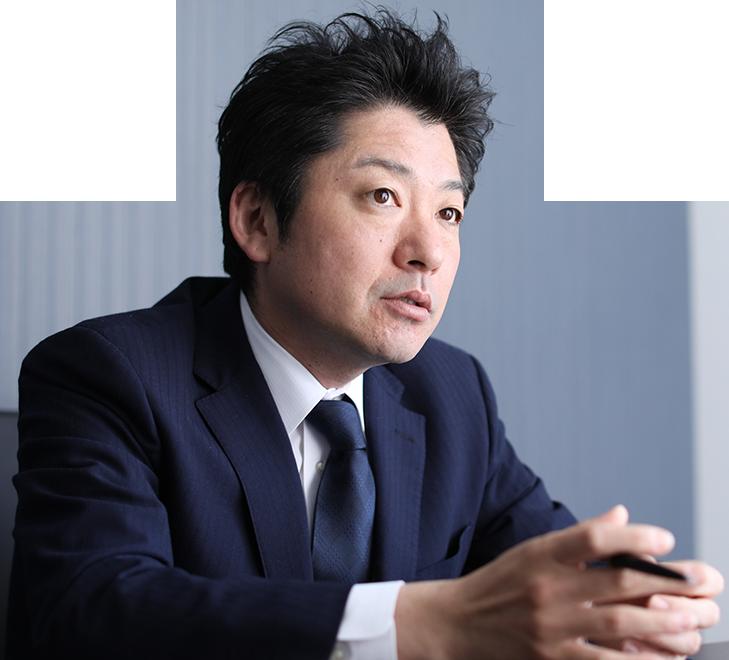 代表取締役社長 才田 洋輔
