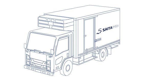 食料品(冷蔵・冷凍)運送・配送